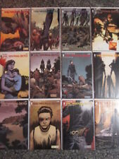 Walking Dead #128 - #139 Lot (12 Issues), 1st Prints, NM, Image Comics, Zombies