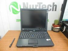 "HP Compaq TC4400 1.89ghz 2gb 80gb DualCore Laptop 12.1"" LCD w/ Stylus"
