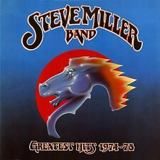 Steve Miller Band Iron On Transfer For T-Shirt & Other Light Color Fabrics #2