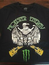 Monster Energy Drink Logo T Shirt BRAND NEW Men's Size Large