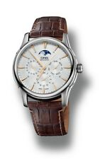 NEW ORIS ARTELIER COMPLICATION 582 7689 4021 MOONPHASE DAY/DATE 58276894021
