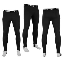 Mens/Ladies Leggings made with Kevlar Motorcycle Motorbike Pants Super Fit RAXID