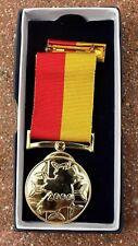 F.C.A. and Slua Muiri Millennium Medal with box, IRISH MEDAL