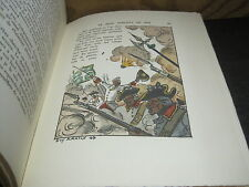 Henri BERAUD: Le beau sergent du roi. Ed n°tée, illustrations de Guy Arnoux/étui
