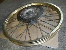 Cerchio anteriore con disco Kawasaki klr 600