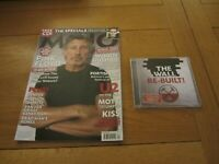 MOJO Music Magazine - No 193 - Date 12/2009 - CD - PINK FLOYD the wall Rebuilt 1