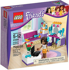 Lego 41009 Friends Andrea's Bedroom Brand New Factory Sealed Ship to Canada