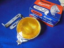 NOS Raydyot Amber Fog Lamp Austin MG TR Mini Healey Jaguar Rover etc Model DL77