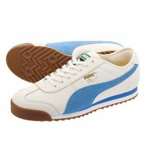 Puma Roma '68 OG Whisper White/Blue Yonder
