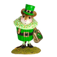 PADDY'S CUPCAKE TREAT by Wee Forest Folk, WFF# M-574f, LTD St. Patricks Day 2017