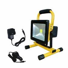 Waterproof 20W Portable LED Rechargeable Flood Light 700 Lumen Emergency Camping