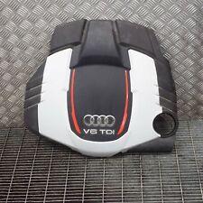 AUDI Q5 8R Engine Cover 059103925CD 059103925 3.0 Diesel 230kw 2013
