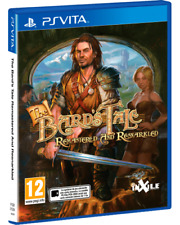 The Bard's Tale Remastered Red Art Games PlayStation Vita Region Free New