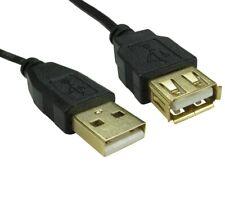 3m USB 2.0 cavo di estensione Piombo un maschio ad un 10ft connettori in oro donna