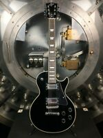 "Kawai ""Les Paul"" Black Electric Guitar"