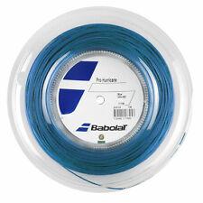 BABOLAT PRO HURRICANE blu 1.25mm/17G Tennis Stringa 200 M Reel-GRATIS UK P & P