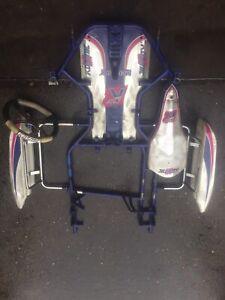 Kosmic Tony Kart Alonso Kart Otk Frame Go Kart Chassis