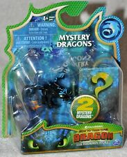 How to Train Your 2 Mystery Dragon Hidden World Bioluminescent Toothless & ? MOC
