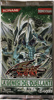 YUGIOH BOOSTER • The Duelist Genesis La Genesi del Duellante SEALED NEW NIB ITA