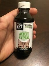 King Bio - Natural Pet Anxiety & Stress For Felines Large - 4 fl. oz.