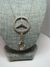Mercedes Benz necklace-_Mercedes pendant_Mercedes jewelry Rhinestones