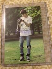 BTS 2nd Muster Goods Suga #6 Photo Card Bangtan Boys Official Top Loader