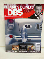 EAGLEMOSS BUILD YOUR JAMES BOND 007 1:8 ASTON MARTIN DB5 ISSUE 81 MAGAZINE ONLY