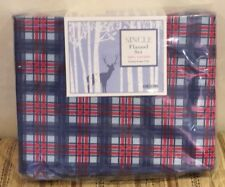 BRAND NEW Homegrown Single Flannel Set!