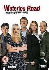 Waterloo Road Complete 3rd Series Dvd Eva Pope Brand New & Factory Sealed