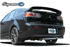 Greddy Supreme SP Axle-Back Exhaust for 08-11 Lancer GTS | 10138200