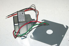 Transformer step-down 120v or 208v or 240v input  50VA - 24V output