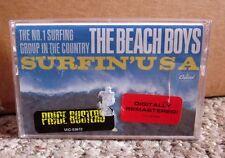 BEACH BOYS Surfin' USA cassette tape NWT digitally remastered 1963 Misirlou OG