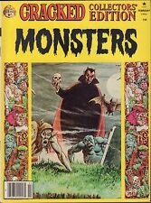 Cracked Collectors Edition February 1982 Monsters   VG 041316DBE