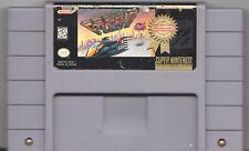 Video Game - Super Nintendo SNES F-ZERO Cartridge