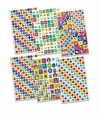 Over 1500 Reward Stickers Book for Children Kids School Home Potty Training