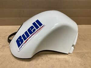 Buell XB9 XB12 Aibox Cover Intake Cover Arctic White M1225.02A8MAW