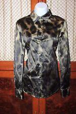 PRADA Women's  100% Silk Shirt Blouse Size 40 EUR