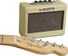 Genuine Fender® Mini 57 Twin Amplifier, Tweed 023-4811-000
