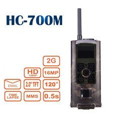 Cámara De Caza HC700M 2G GPRS MMS SMS 16MP 1080P visión nocturna cámaras trampa Trail
