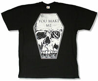 Of Mice & Men Sick Black T Shirt New Official