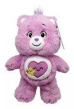 Care Bears Take Care Bear Unlock The Magic Plush Toy 20cm Purple