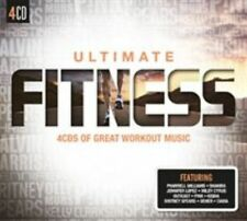 NEW Ultimate Fitness (Audio CD)
