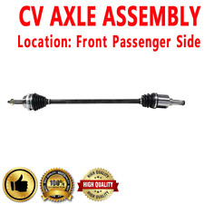 1x Front Passenger Side CV Axle For DODGE NEON 1998 1999 Manual Transmission