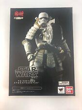 "Bandai Tamashii Nations ""Star Wars"" Taikoyaku Storm Trooper Action Figure New"