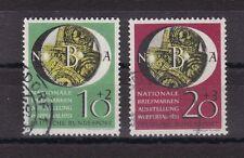 Echte Briefmarken aus der BRD (1948-1954) mit Post- & Kommunikations-Motiv