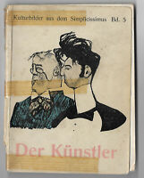 Albert Langen / Der Künstler - Kulturbilder aus dem Simplicissimus Bd. 5