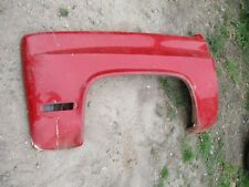81-87 K5 BLAZER JIMMY C10 PICKUP TRUCK LEFT FRONT FENDER OEM SOLID
