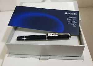 PELIKAN  SPECIAL EDITION  (2009) M205 FOUNTAIN PEN - MINT - NOS - NEVER USED!
