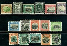 1918 Corn,Tusk ivory,Sugar,Train,Cotton,Cocos,Cows,Sisal,Mozambique,114,MLH/VFU