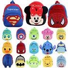 Minnie Spiderman Baby Kids Mini Backpack Cartoon Animal Schoolbag Small Bag Gift